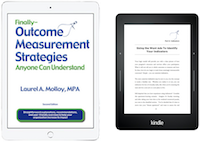 Outcome measurement publications for Kindle